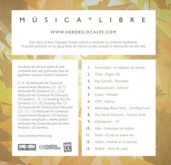 Héroes locales – Música Libre