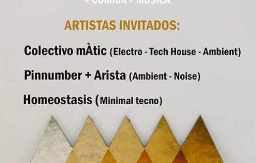 MATIC live at Niu, Barcelona